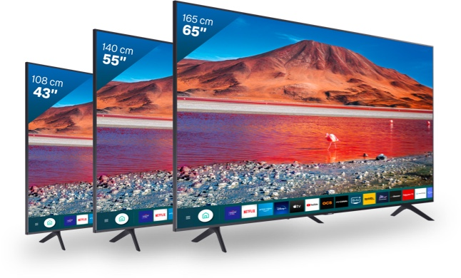 Image de Samsung Smart Tv