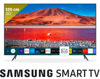 Visuel samsung smart tv