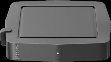 Image d'une box internet