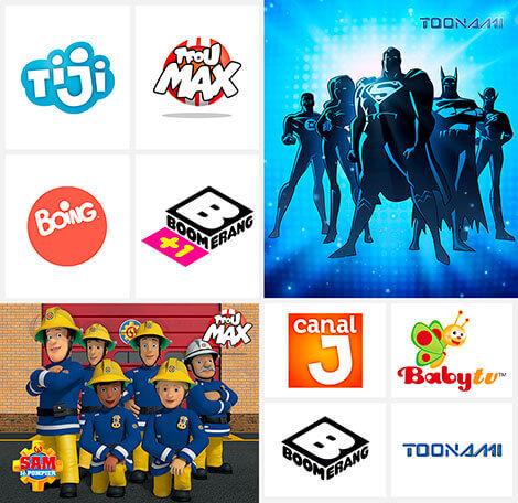 Bouquet TV Bbox Jeunesse