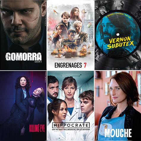 Bonus Canal+ Series - Bouygues Telecom