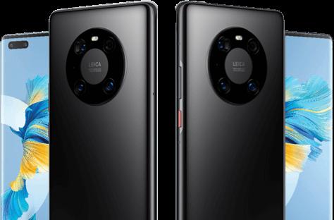 Image smartphones HUAWEI Mate40 Pro