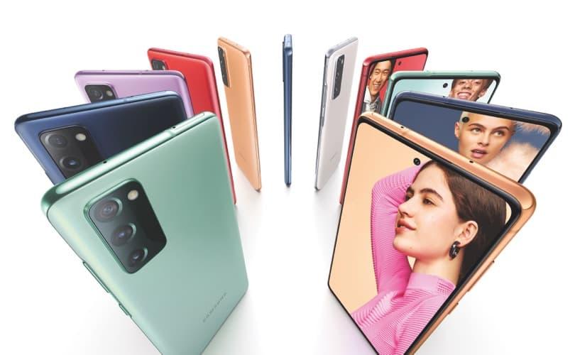 Nouveaux mobiles Samsung Galaxy S20 FE 5G