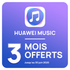 Picto Huawei music