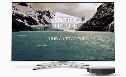 TV Ultra Nature 4K