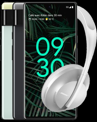 Smartphones Google pixel 6 serie