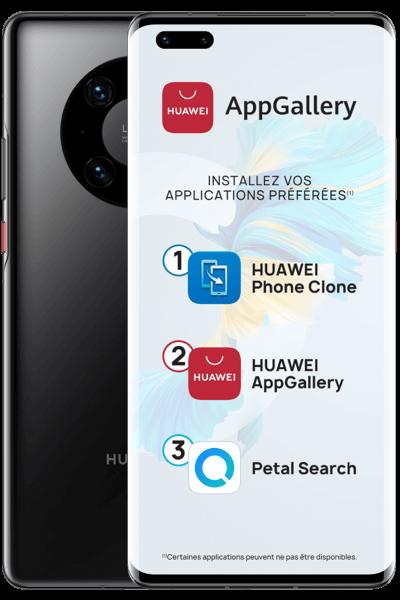 TéléphoneHuawei mate40 pro