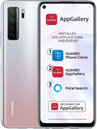 Visuel Huawei P40 Lite – Bouygues Telecom
