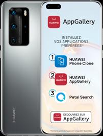 Visuel Huawei P40 Pro – Bouygues Telecom