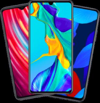 Selection de smartphones