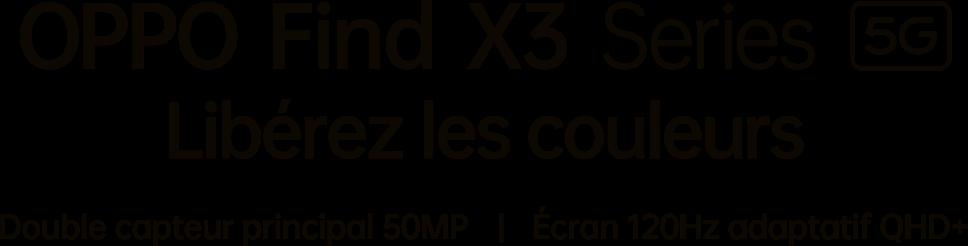 OPPO Find X3 Series 5G