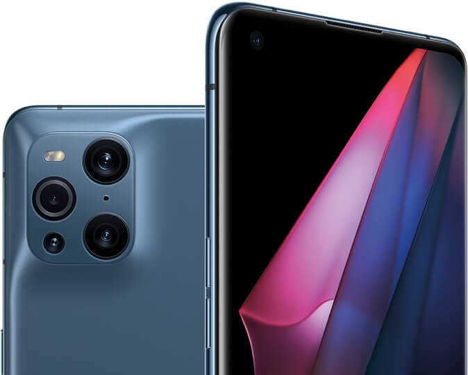 nouvelle série Oppo Find X3 Series