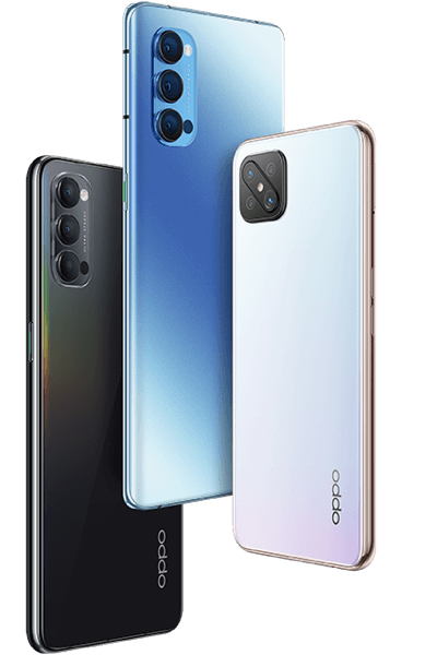 SmartphonesOppo reno 4 series 5g