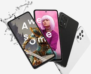 Smartphones Samsung Galaxy A52s